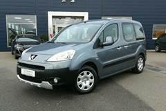 Peugeot Partner Tepee HDi 90 Comfort+ 1,6