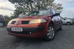 Renault Megane II Authentique Comfort 1,6