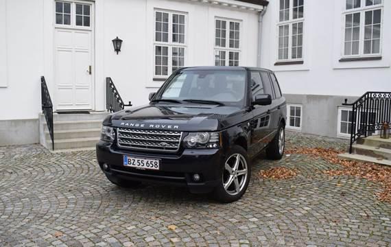 Land Rover Range Rover TDV8 aut. 4,4