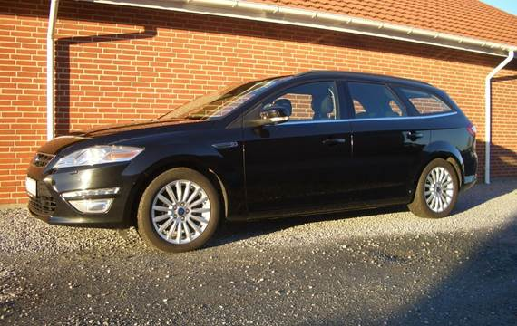 Ford Mondeo TDCi 115 Collection stc. ECO 1,6
