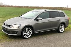 VW Golf VII TSi 140 Highline Variant BMT 1,4