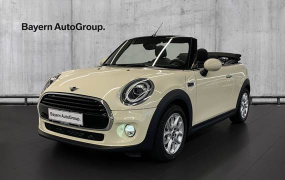Mini Cooper 136 Essential Cabriolet 1,5