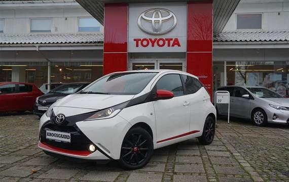 Toyota Aygo VVT-I X-pression  5d 1,0