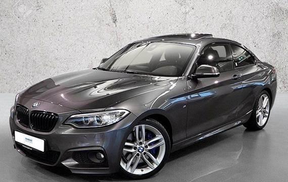 BMW 220d Coupé aut. 2,0