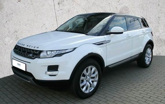 Land Rover Range Rover evoque eD4 Pure Tech 2,2