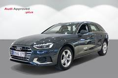 Audi A4 TFSi Advanced+ S-tr.