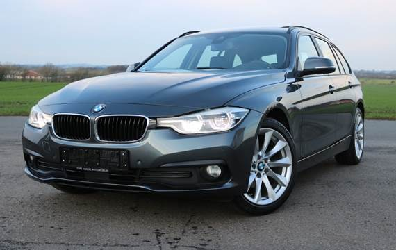 BMW 320d Touring aut. 2,0