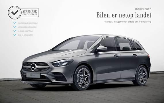 Mercedes B200 d AMG Line aut. 2,0
