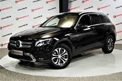 Mercedes GLC220 d Exclusive aut. 4-M 2,2