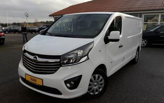 Opel Vivaro CDTi 140 Sportive L2H1 1,6