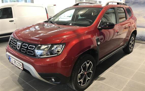 Dacia Duster Blue dCi 115