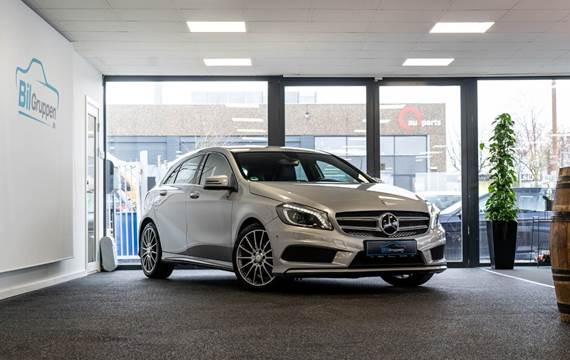 Mercedes A180 d aut. 1,5
