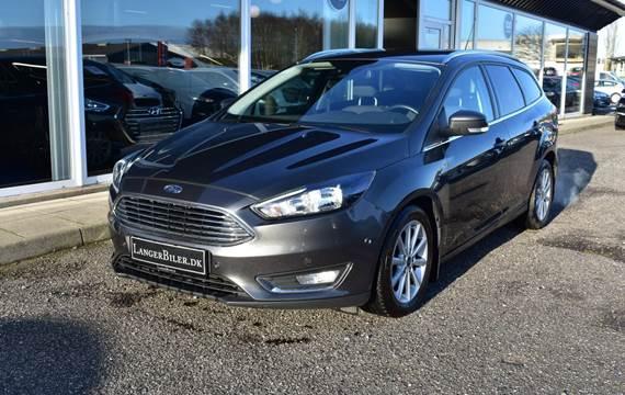 Ford Focus 1,0 SCTi 125 Titanium+ stc. aut.