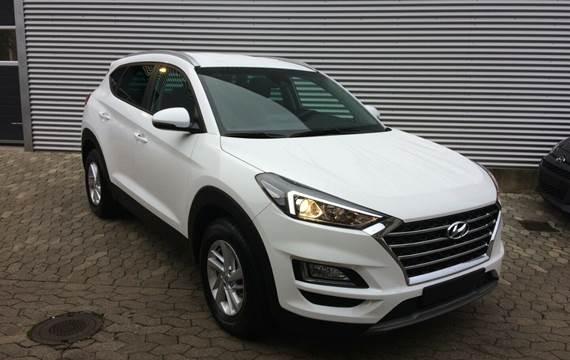 Hyundai Tucson CRDi 136 Trend 1,6