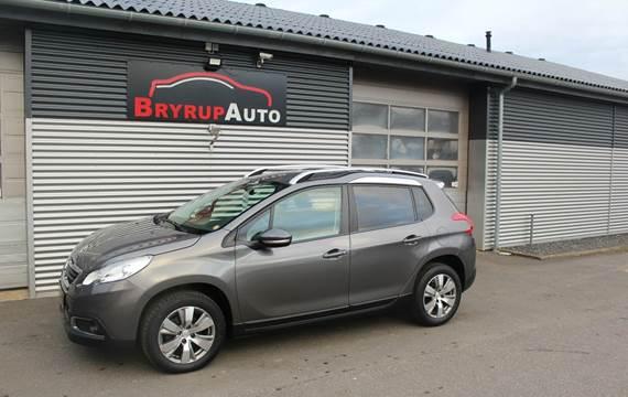 Peugeot 2008 e-HDi 92 Motion+ 1,6
