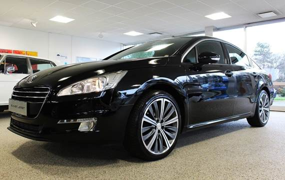 Peugeot 508 1,6 THP 156 Active