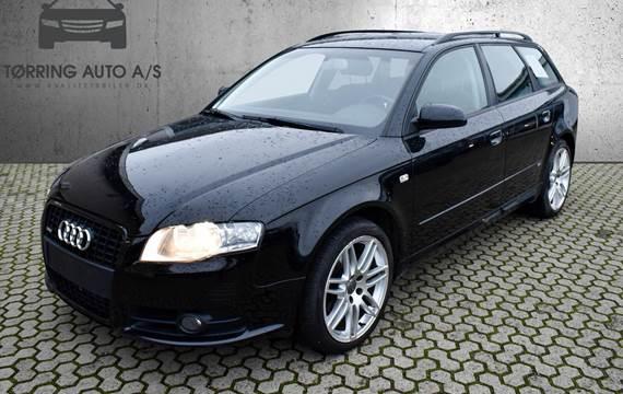 Audi A4 S-line Avant 2,0