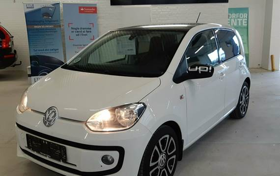 VW UP! 75 Club Up! BMT 1,0
