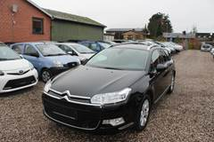 Citroën C5 HDi 163 Seduction Tourer aut. 2,0
