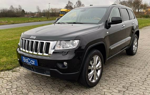 Jeep Grand Cherokee CRD 240 Overland aut. 3,0