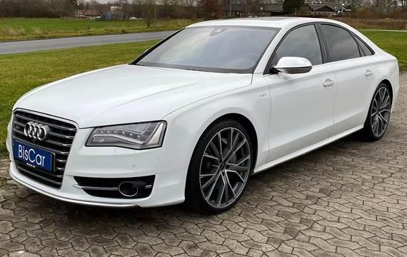 Audi S8 TFSi quattro Tiptr. 4,0