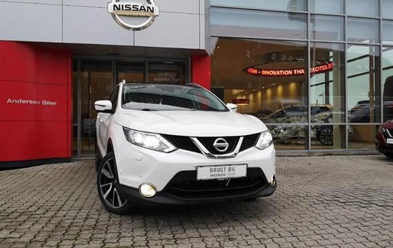 Nissan Qashqai Dig-T Tekna  5d 6g 1,6