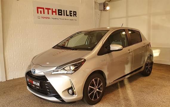 Toyota Yaris B/EL H2 Premium Smart E-CVT  5d Trinl. Gear 1,5