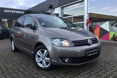 VW Golf Plus TSi 122 Comfortline Van 1,4