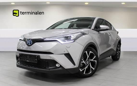 Toyota C-HR Hybrid C-LUB Premium Selected 1,8