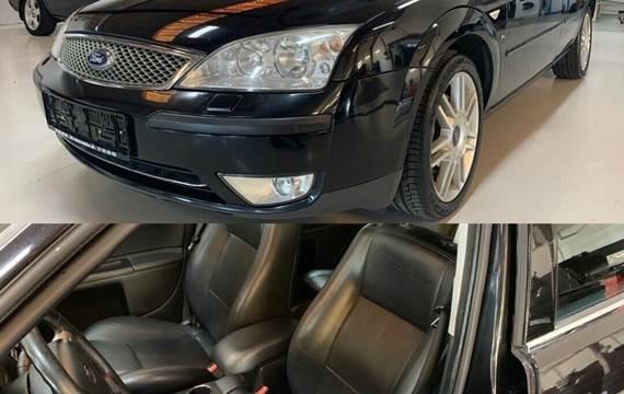 Ford Mondeo V6 Ghia X aut. 2,5