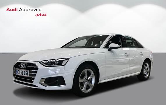 Audi A4 TDi Advanced S-tr.