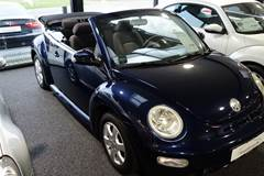 VW New Beetle Cabriolet 1,4