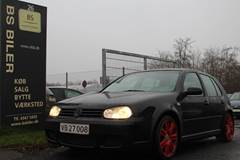 VW Golf IV GTi 2,0