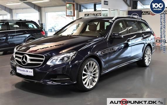 Mercedes E300 BlueTEC Hybrid Avantg. stc aut 2,2