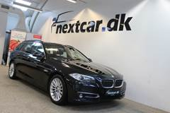 BMW 520d Touring Luxury Line aut. 2,0