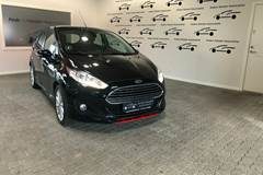 Ford Fiesta SCTi 140 Red Edition 1,0