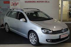 VW Golf VI TSi 122 Highline Variant DSG 1,4
