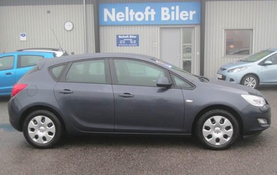 Opel Astra Sport 1,6
