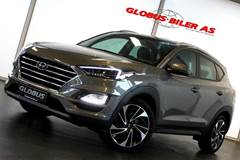 Hyundai Tucson T-GDi Trend Deluxe DCT 1,6