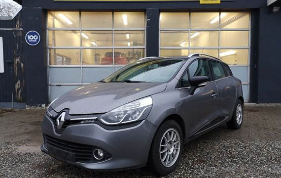 Renault Clio IV dCi 90 Expression ST 1,5