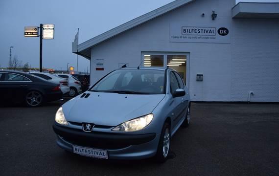 Peugeot 206 Edition 1,4