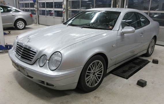 Mercedes CLK230 Komp. aut. 2,3