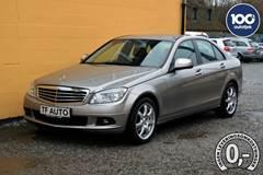 Mercedes C220 CDi Classic 2,2