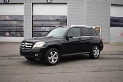 Mercedes GLK220 220  CDI BlueEfficiency 4-Matic  5d 7g Aut. 2,2