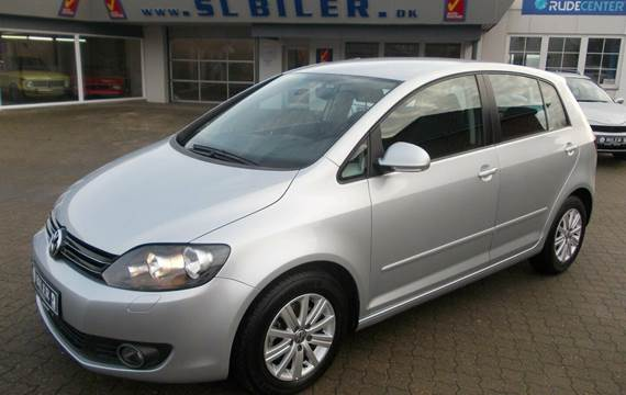 VW Golf Plus TDi 105 Comfortline BM 1,6