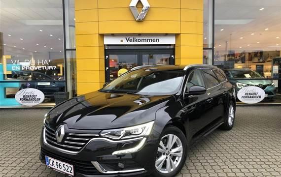 Renault Talisman Sport Tourer  Blue DCi Intens EDC  Stc 6g Aut. 2,0