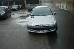 Peugeot 206 HDi Edition stc. 1,4