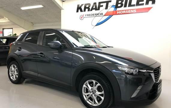 Mazda CX-3 Sky-G 120 Vision aut. 2,0