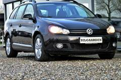 VW Golf VI TDi 105 Match Variant DSG BMT 1,6