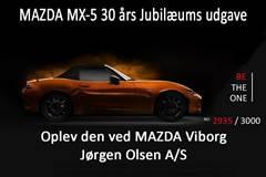 Mazda MX-5 Sky-G 184 Roadster Anniversary 2,0